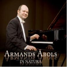 """CD """"Ābols Armands. """"In Natura"""""""