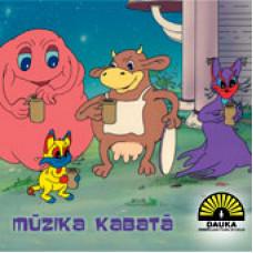 """CD """"Bērniem """"Mūzika kabatā"""""""