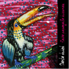 "CD ""Bērniem ""Songs of the Spotted Parrot"""