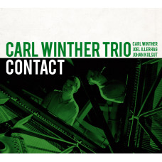 "CD ""Carl Winher Trio. Contact"""