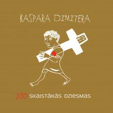 "CD ""Dimiters Kaspars. 100 most beautiful songs"""