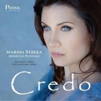 "CD ""Rebeka Marina. Credo"""