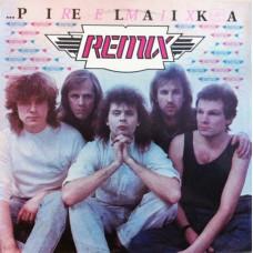 "CD ""Remix....pie laika"""