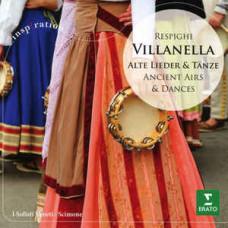 "CD ""Ancient Airs & Dances"""