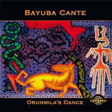"CD ""Bayuba Cante ""Orunmila' Dance"""