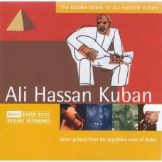 "CD ""Kuban Ali Hassan ""The Rough uide to Al Hassan Kuban"""