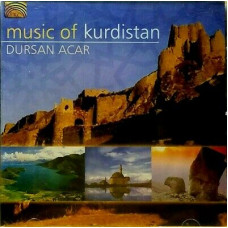 "CD ""Acar Dursan ""Music of Kurdistan"""