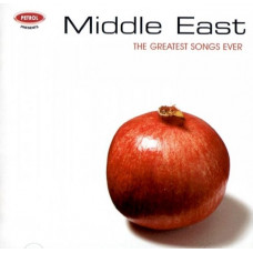 """CD """"Middle East. The Greatest Songs Ever"""""""