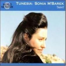 """CD """"M'Barek Sonia """"Takht"""""""