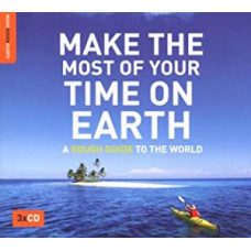 """CD """"Make the most of your time on earth"""""""