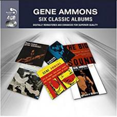 "CD ""Ammons Gene ""Six Classic Albums"""