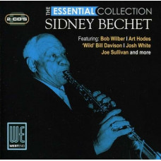 """CD """"Bechet Sidney """"The Essential Collection"""""""