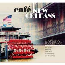 "CD ""Cafe New Orleans"""