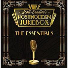 """CD """"Bradlee Scott. Postmodern Jukebox """"The Essentials"""""""