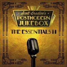 """CD """"Bradlee Scott. Postmodern Jukebox """"The Essentials II"""""""