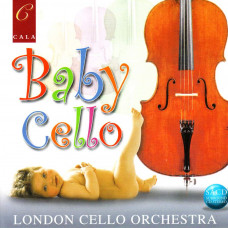 "CD ""Bērniem ""Baby Cello"""