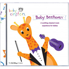 "CD ""Bērniem ""Baby Beethoven"""