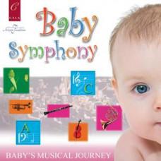 "CD ""Bērniem ""Baby Symphony"""