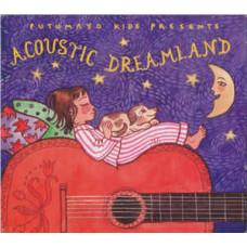 "CD ""Bērniem ""Acoustic Dreamland"""