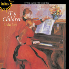 "CD ""Bērniem ""Piano music for children"""