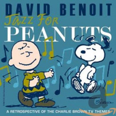 "CD ""Bērniem ""David Benoit. Jazz for Peanuts"""