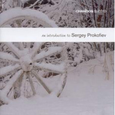 "CD ""Bērniem ""An introduction to Sergey Prokofiev"""