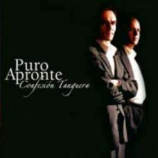 """CD """"Apronte Puro """"Confesión Tanguera"""""""
