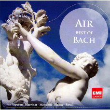 "CD ""Bach J. S. ""Air: Best of Bach"""