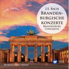 """CD """"Bach J. S. """"Brandenburgische konzerte"""""""