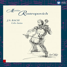 "CD ""Bach J. S. ""Cello-Suiten"""