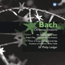 "CD ""Bach J. S. ""Christmas Oratorio"""