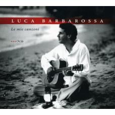 """CD """"Barbarossa Luca """"Le mie canzoni"""""""