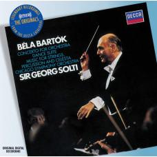 "CD ""Bartók ""Concerto for Orchestra"""