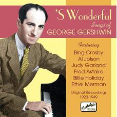 "CD ""Gershwin George ""'S Wonderful"""