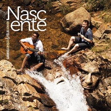 """CD """"Grossi Gabriel & JJunior Felix """"Nascente - A Música de Hermeto & Guinga"""""""
