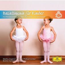 "CD ""Ballettmusik fur Kinder"""