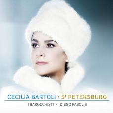 "CD ""Bartoli Cecilia ""St Petersburg"""
