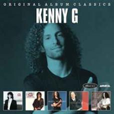"CD ""Kenny G ""Original Album Classics"""