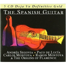 "CD ""Spanish Guitar"""