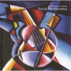 """CD """"Di Meola Al & Various """"Vocal Rendezvous"""""""