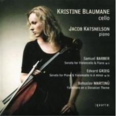 """CD """"Blaumane Kristīne """""""