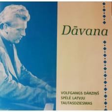"CD ""Dārziņš Volfgangs ""Dāvana"""