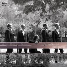 "CD ""Carion Wind Quintet  ""Northwind"""