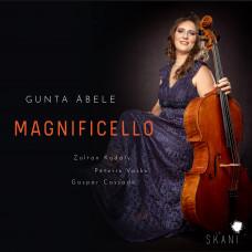"""CD """"Ābele Gunta """"Magnificello"""""""
