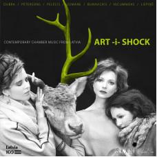 """CD """"Art I Shock"""""""