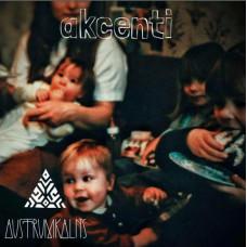 """CD """"Austrumkalns """"Akcenti"""""""