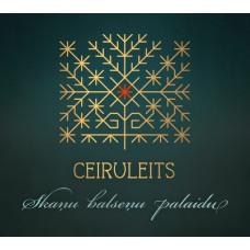 """CD """"Ceiruleits """"Skaņu balseņu palaidu"""""""