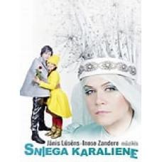 """CD """"Andersens H. K., Lūsēns J., Zandere I. """"Sniega Karaliene"""""""