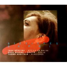 """CD """"Bērziņa Inga """"Sievietes Sapņi"""""""