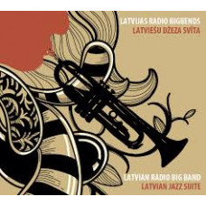"CD ""Latvian Jazz Suite"""